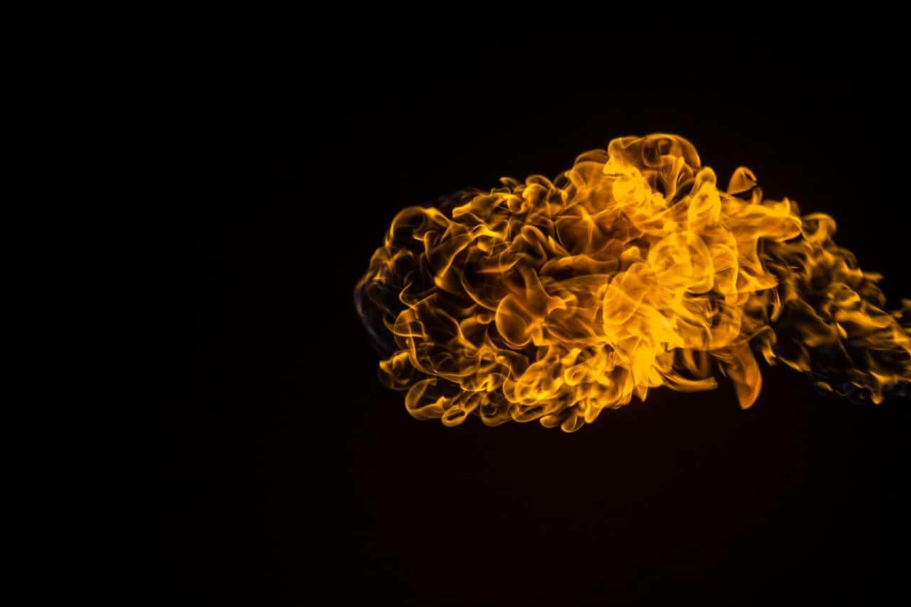fuoco riscaldamento