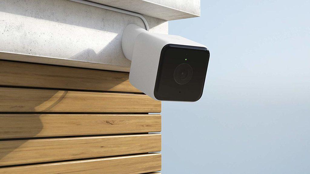 telecamera sicurezza esterni hive