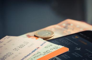 biglietto del treno